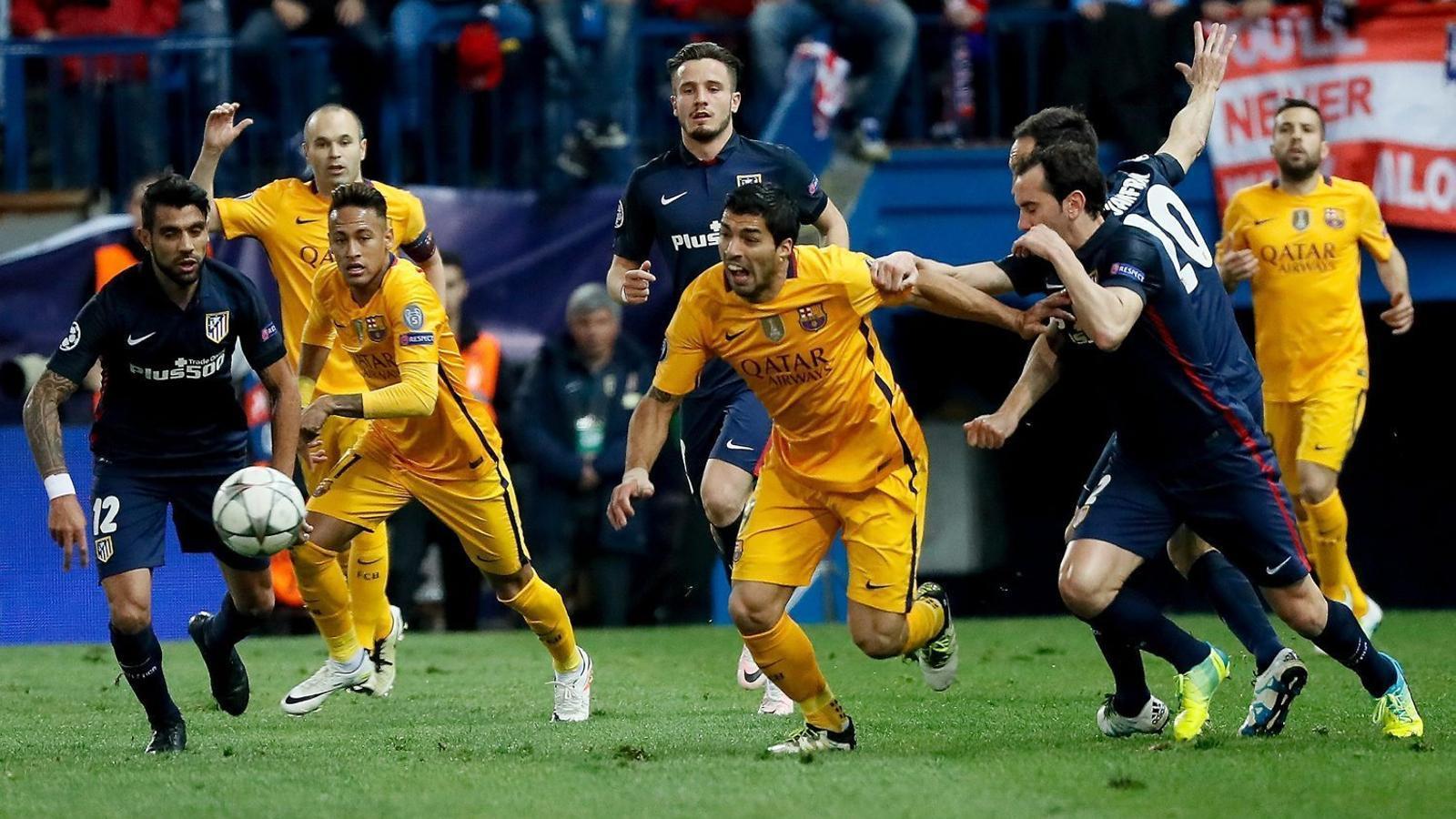 Amb 1.375.000 espectadors, el Barça-Atlètic va ser el més vist a TV3 a l'abril i lidera la temporada.