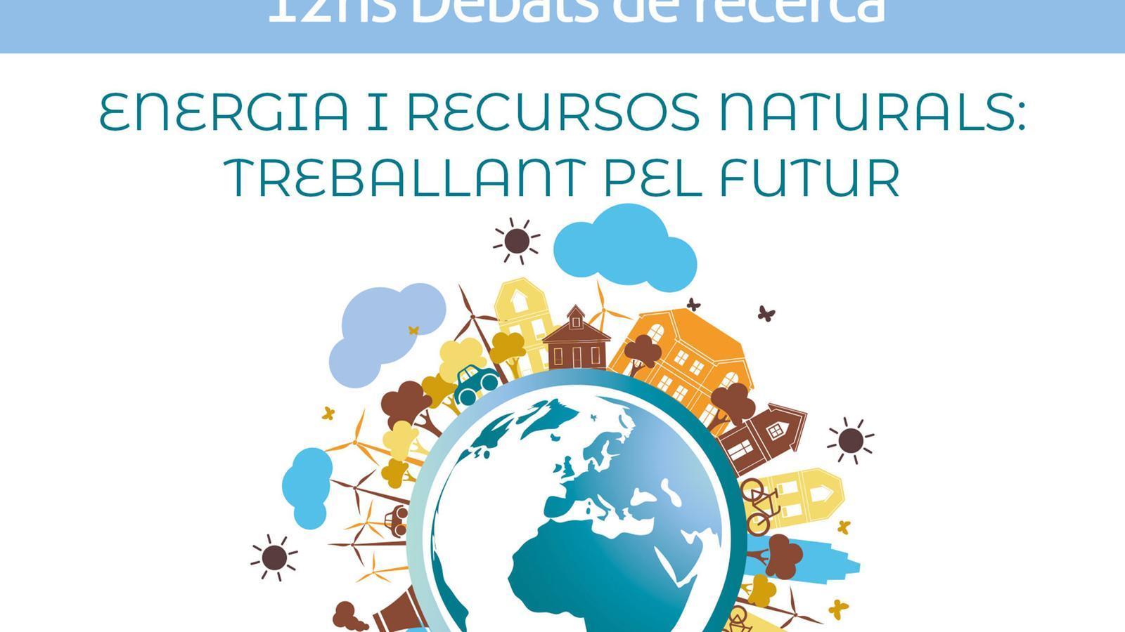 El cartell dels debats. / GOVERN D'ANDORRA