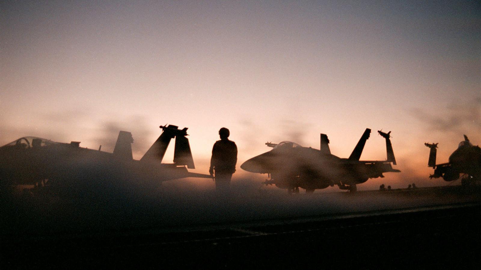 Totes les intervencions militars occidentals són dolentes?