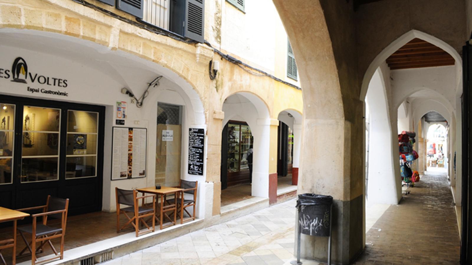 Ses Voles és un dels restaurants a Ciutadella que concentrarà diversos àpats d'empresa.