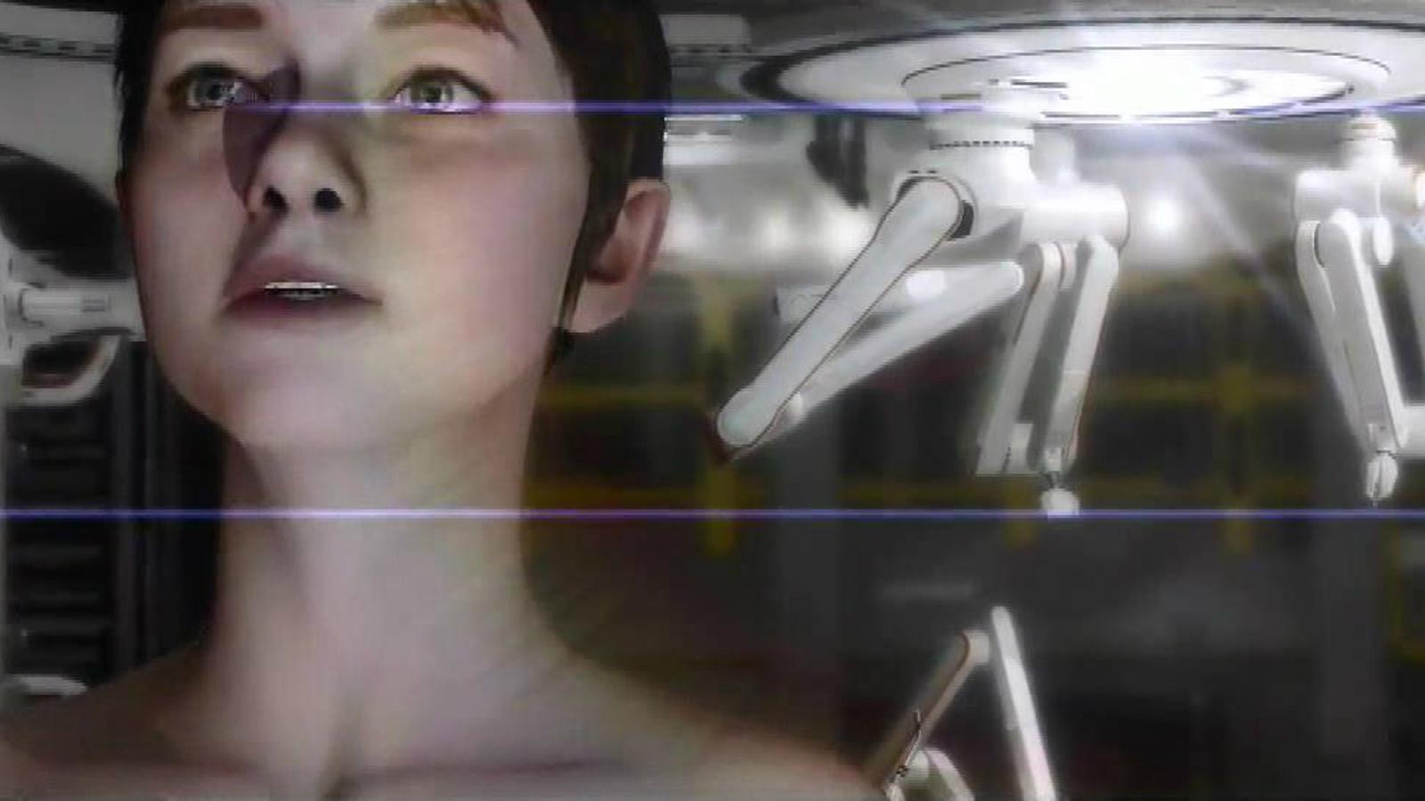 Kara, el nou projecte de Quantic Dream [GDC12]