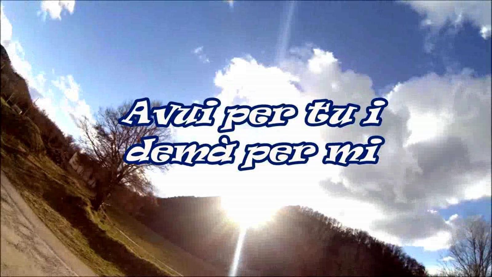 'Avui per tu i demà per mi', el nou videoclip dels Pulpopop