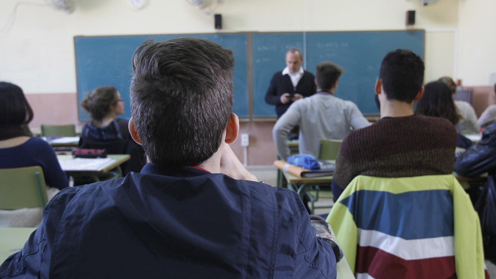 Els centres educatius de les Balears podran comptar amb la figura del docent mentor a partir del proper curs