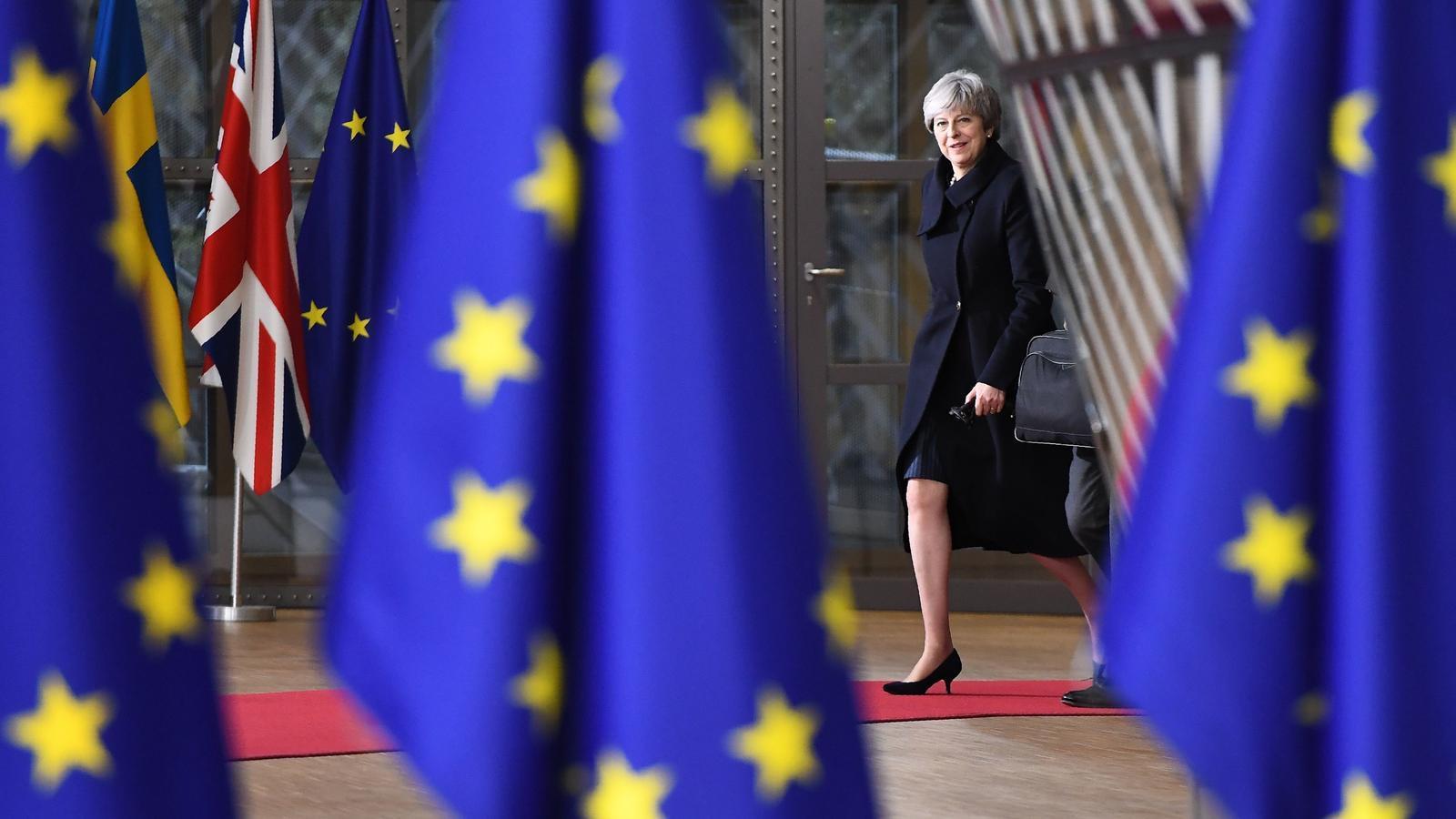 Un acord comercial entre la UE i Londres impossible de negociar