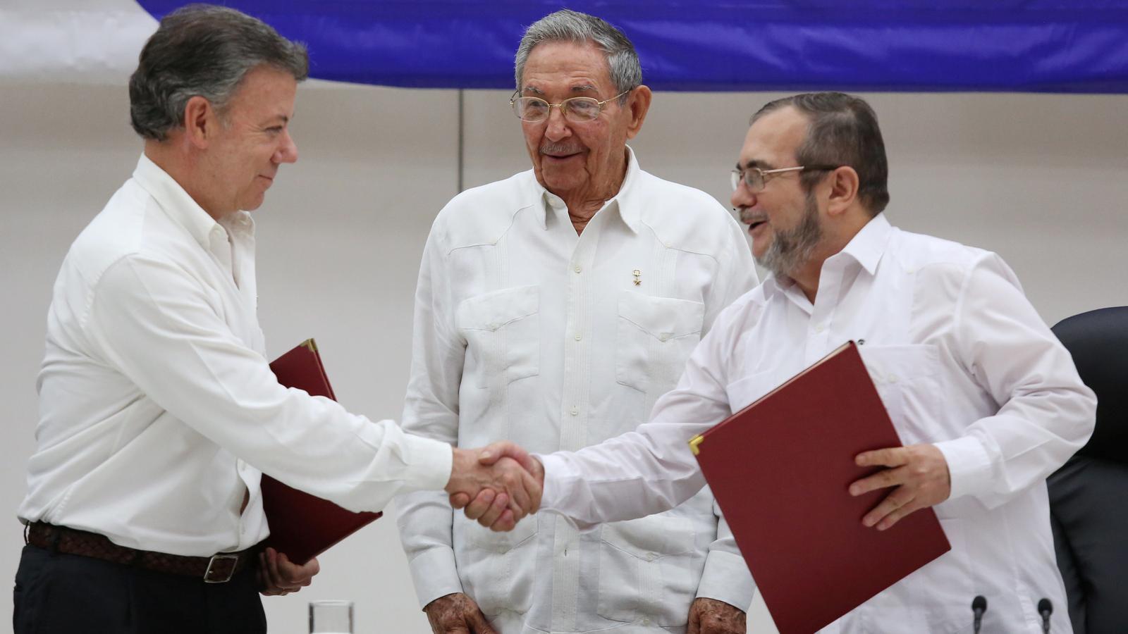 Timochenko serà el candidat presidencial de les FARC en les eleccions presidencials del 2018