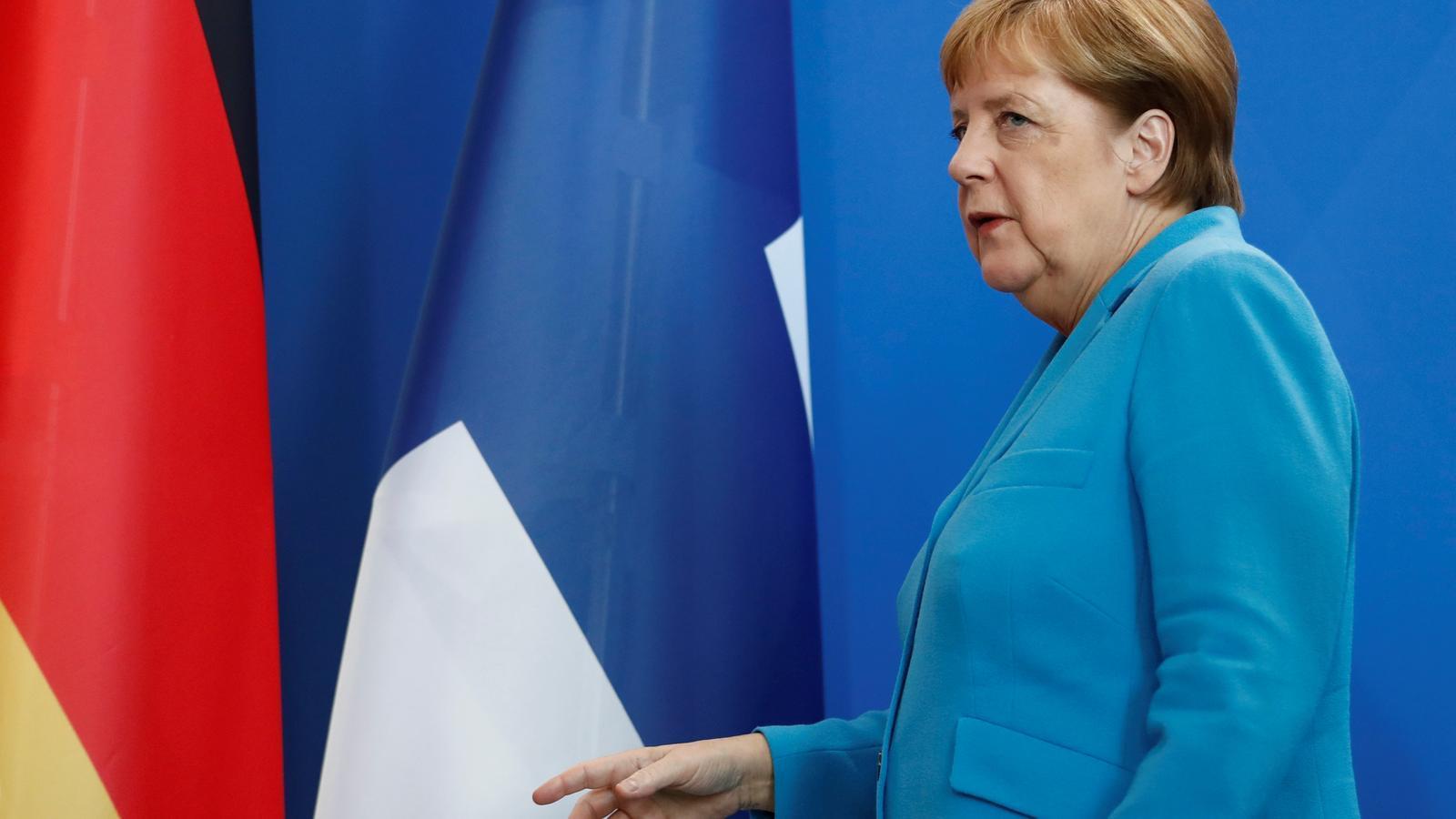 Hermetisme oficial al voltant dels tremolors de Merkel
