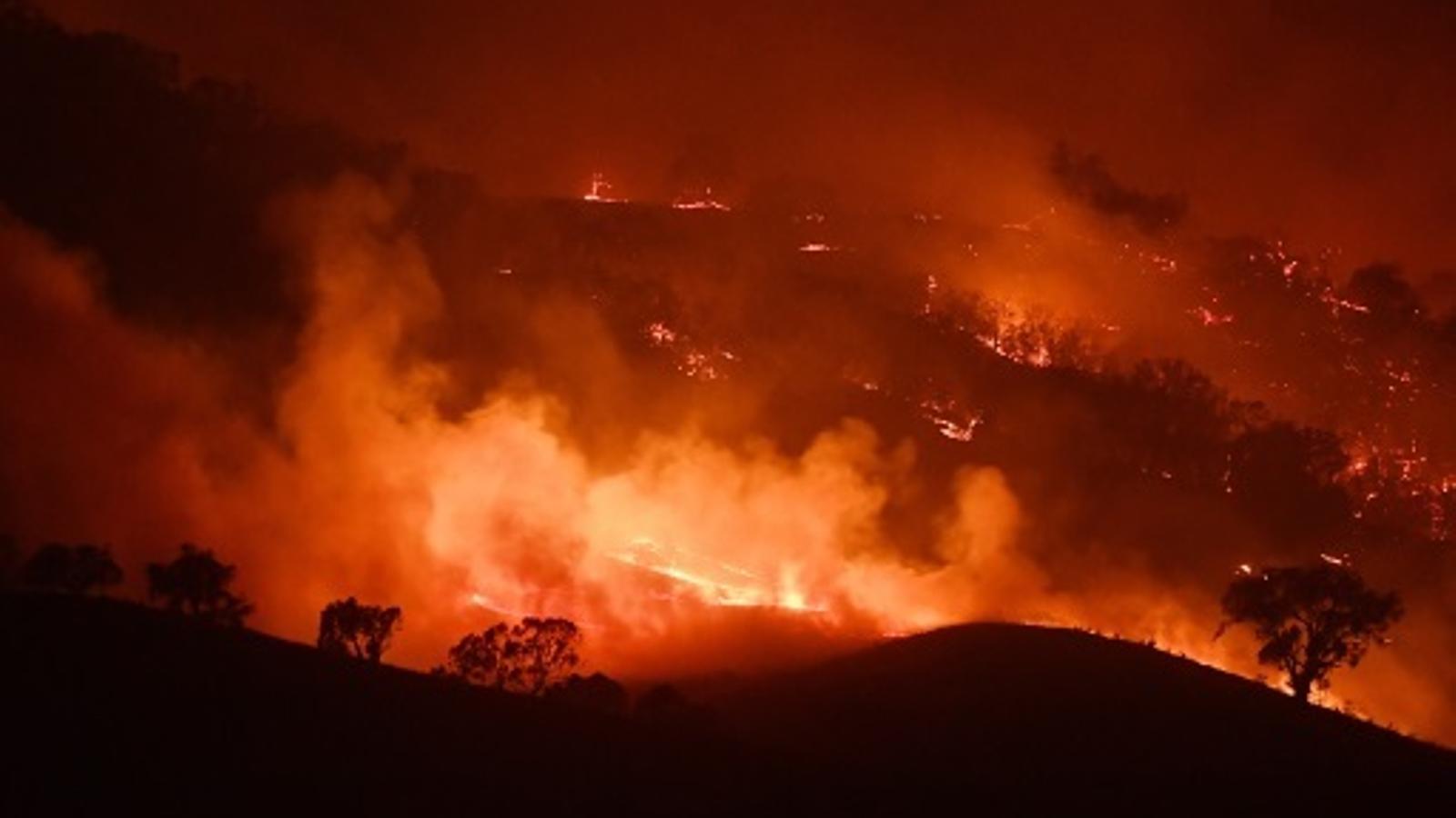 Per què crema Austràlia