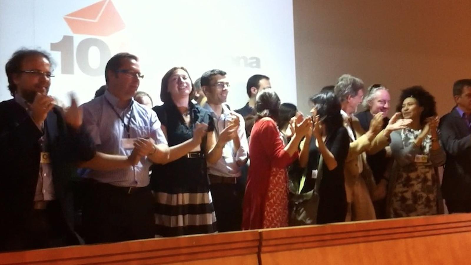 Els observadors internacionals aplaudeixen el resultat de la consulta