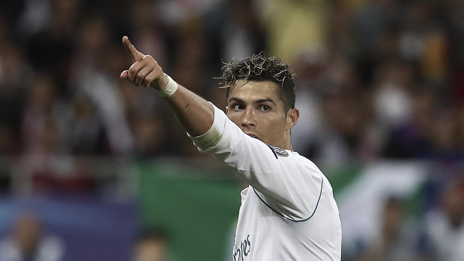 Cristiano Ronaldo va estar discret durant la final, però va centrar tot el protagonisme deixant oberta la seva sortida del Madrid.