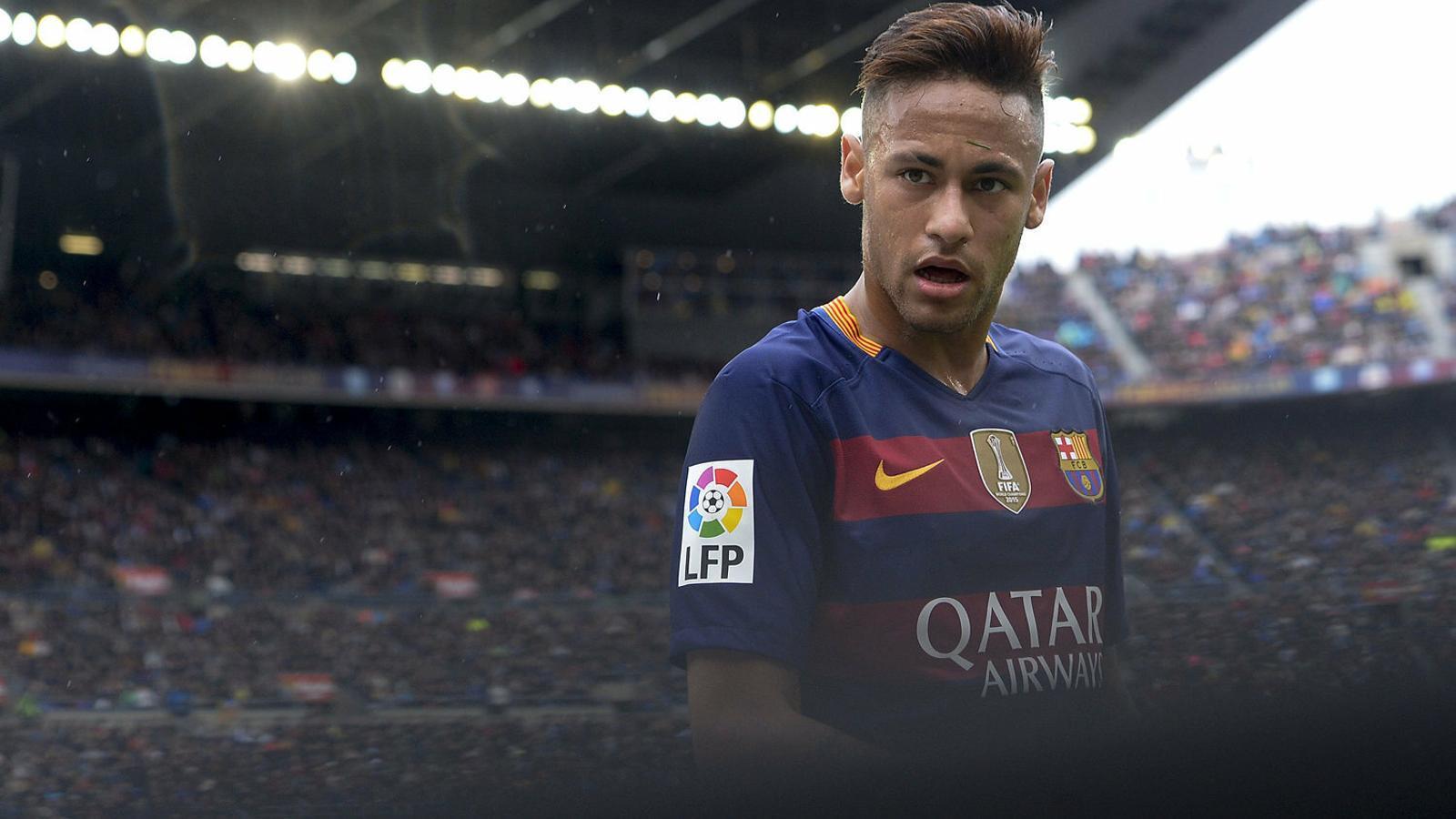 El Barça i Neymar no se saben posar d'acord