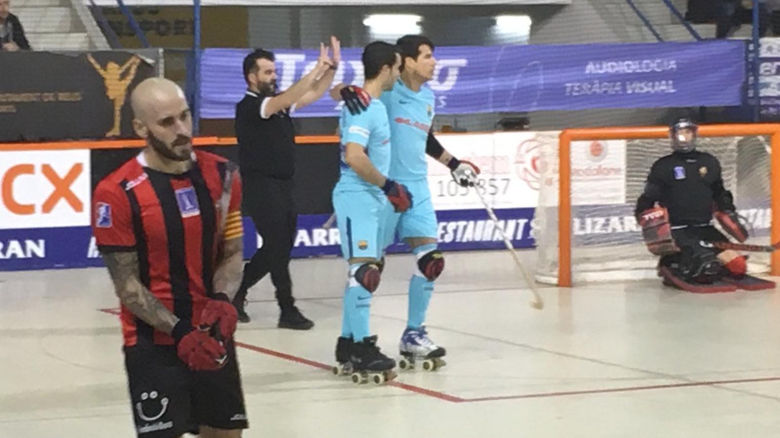 El Reus Deportiu ha superat el Barça Lassa