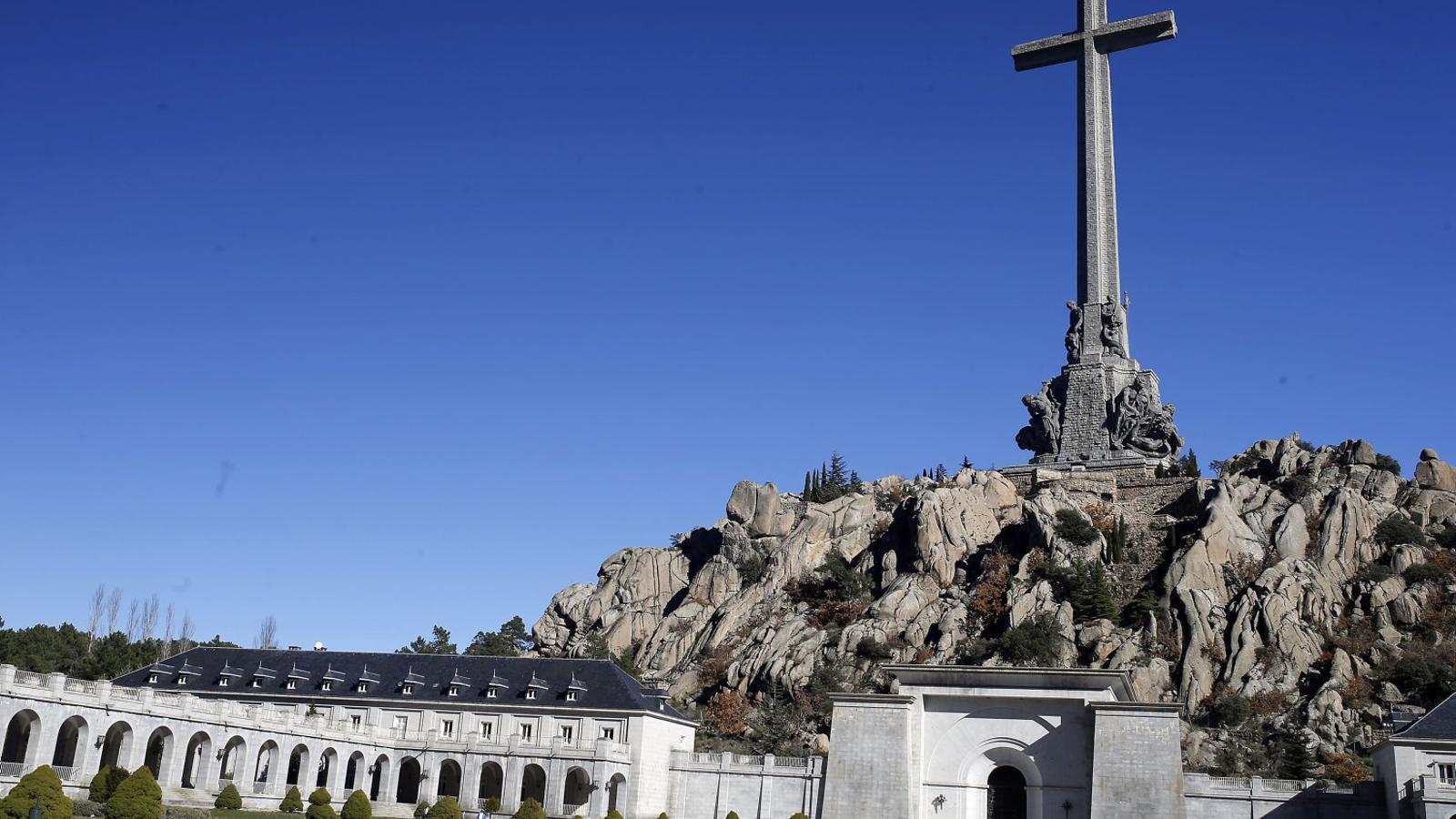 Al Valle de los Caídos hi ha 12.400 republicans enterrats sense identificar.
