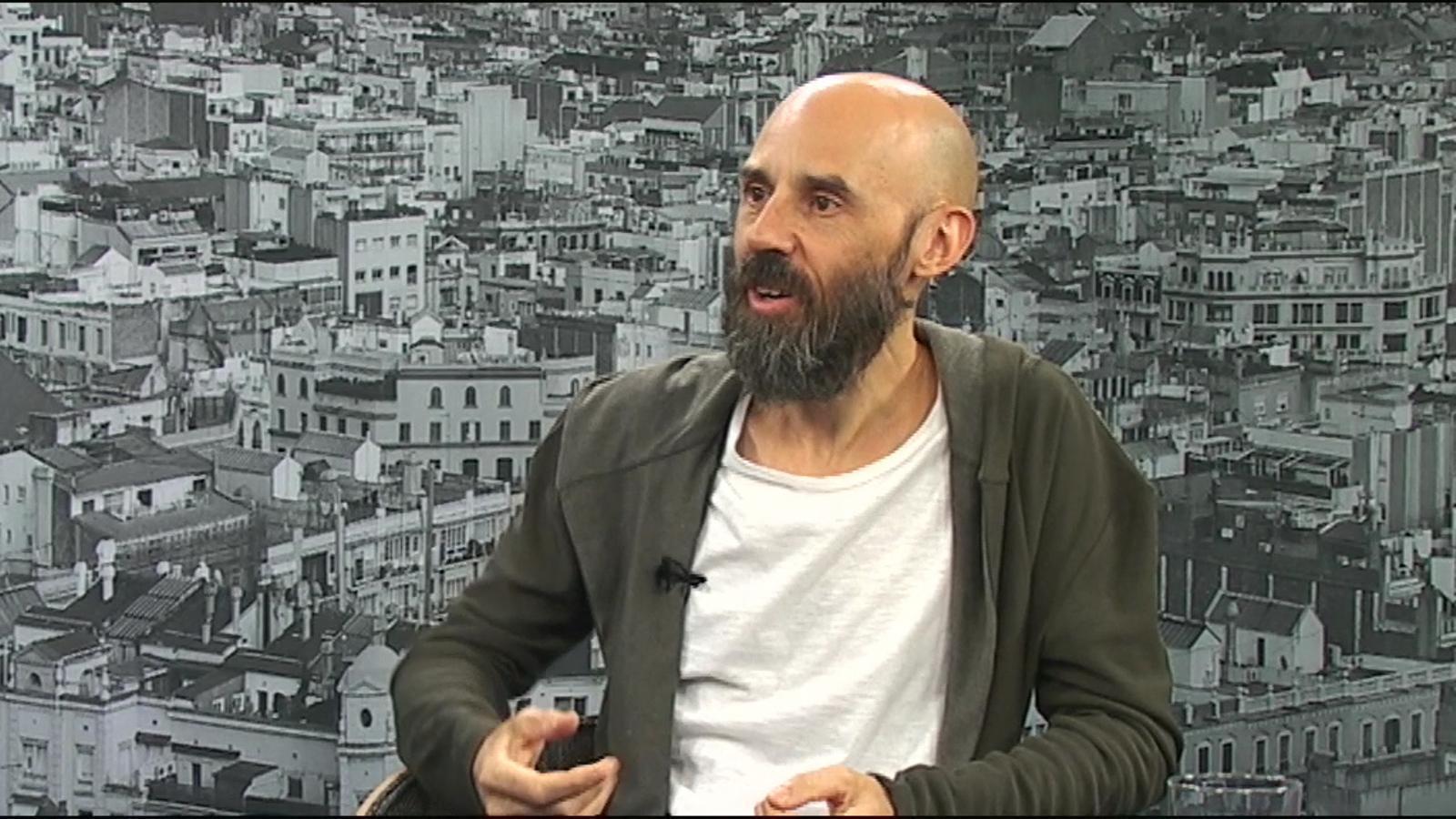 """Jordi Parramon: """"L'ideal seria dinar entre les 12 i les 2, i sopar a les 7"""""""