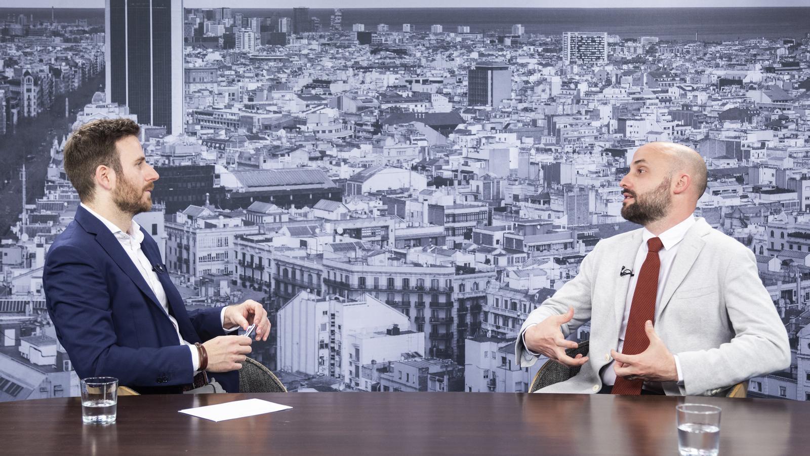 Entrevista de Maiol Roger a Jordi Graupera