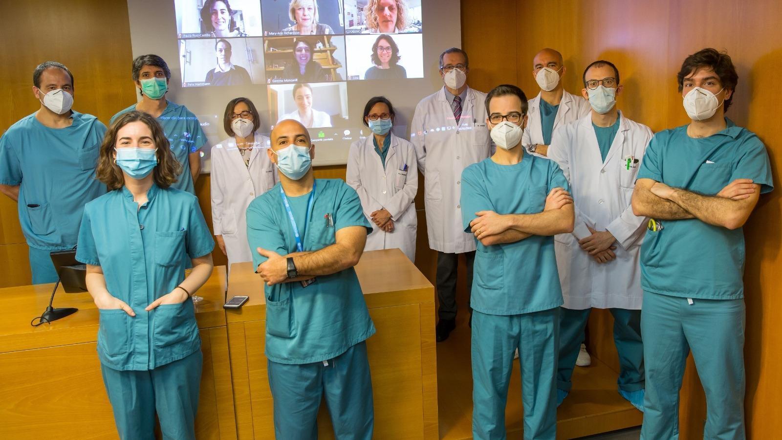 L'equip de la Clínica Universidad de Navarra i l'Institut de Salut Global de Barcelona que provarà si la ivermectina disminueix la transmissió del coronavirus
