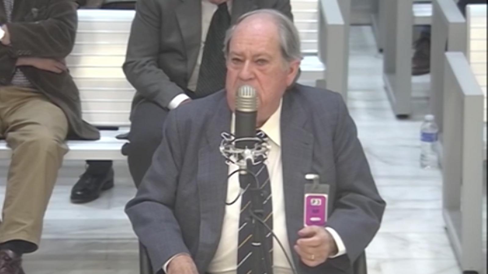 Conversa telefònica entre Prenafeta i Mas / EFE