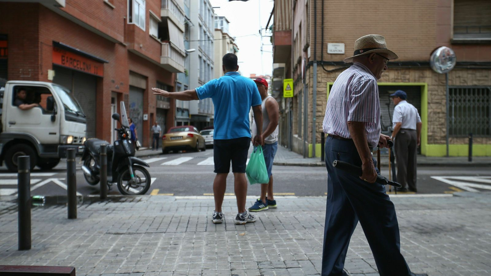 Barcelona viu l'estiu amb més homicidis des del 2011