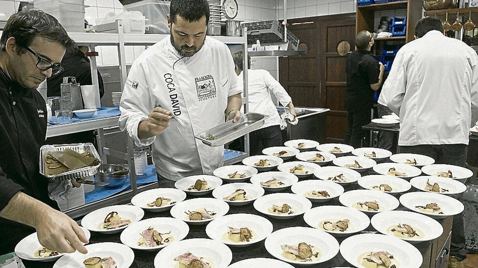 Menorca impulsa La gastronomia com A reclam turístic