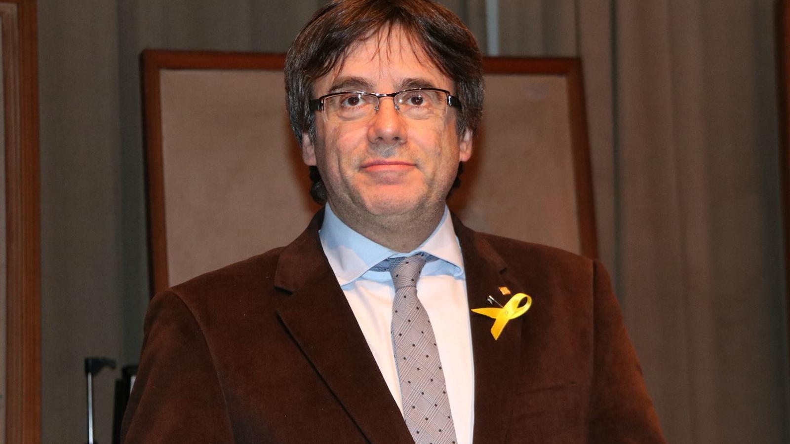 Podria la justícia espanyola desistir que li lliurin a Puigdemont?