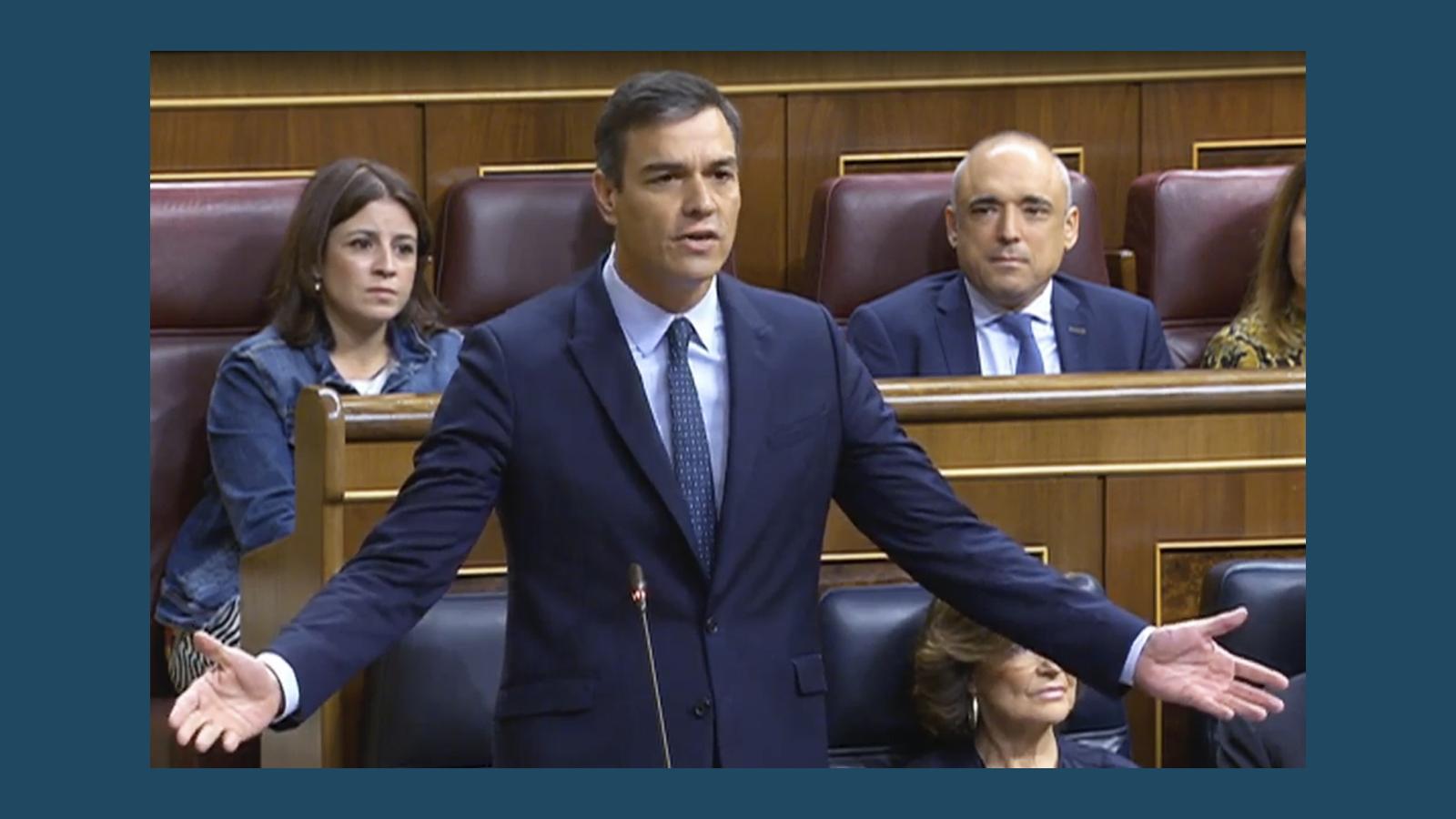 L'anàlisi d'Antoni Bassas: 'Pedro Sánchez comença la campanya amb demagògia anticatalana'