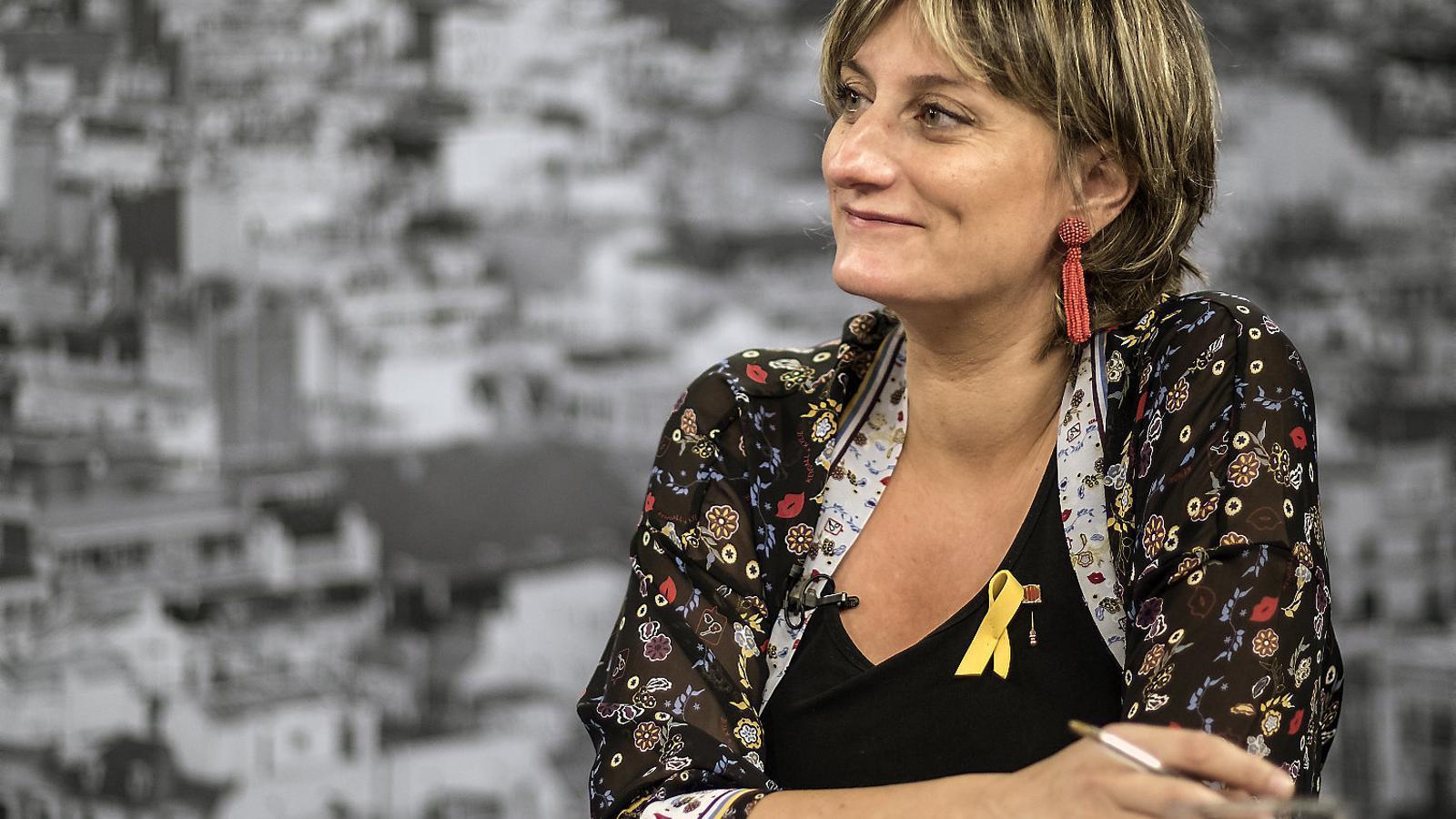 EN DIRECTE | La consellera de Salut, Alba Vergés, compareix al Parlament