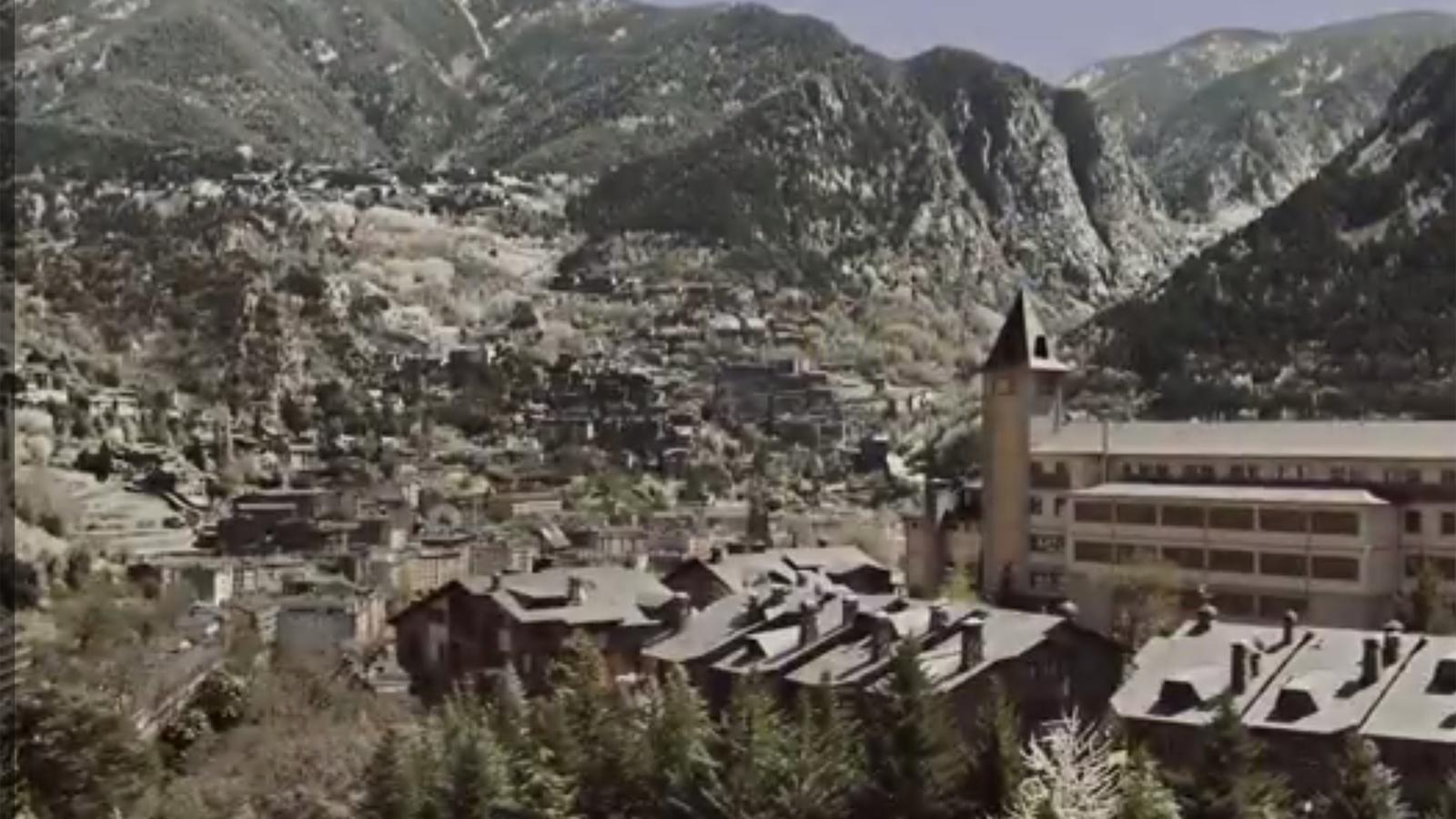 Els paisatges andorrans, ben visibles al tràiler de la sèrie 'Félix'