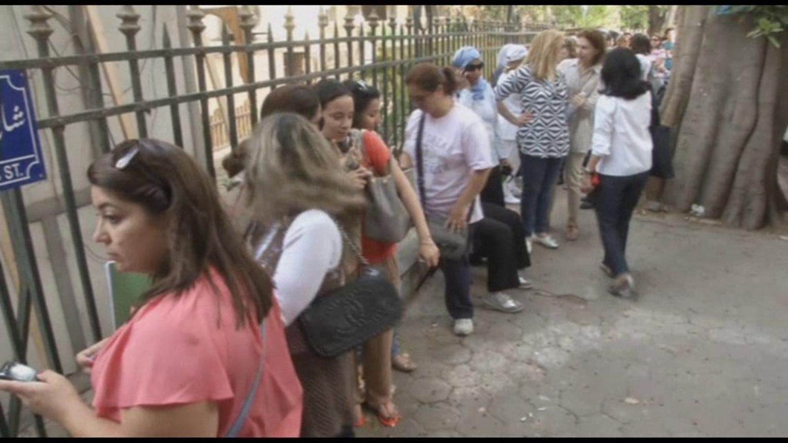 Egipte vota president