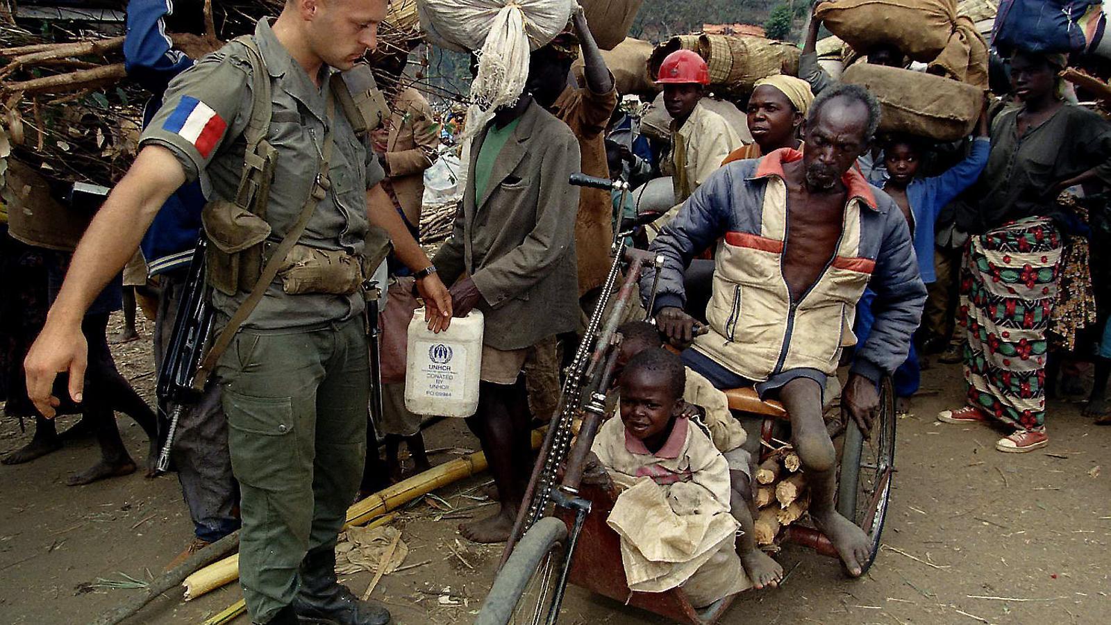 """El genocidi de Ruanda m'habita cada instant"""