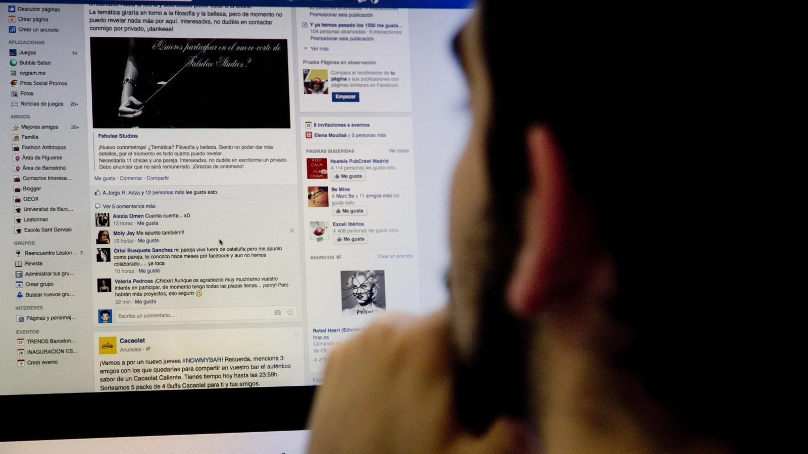 Facebook i llenguatge de l'odi: una relació d'amor i ídem
