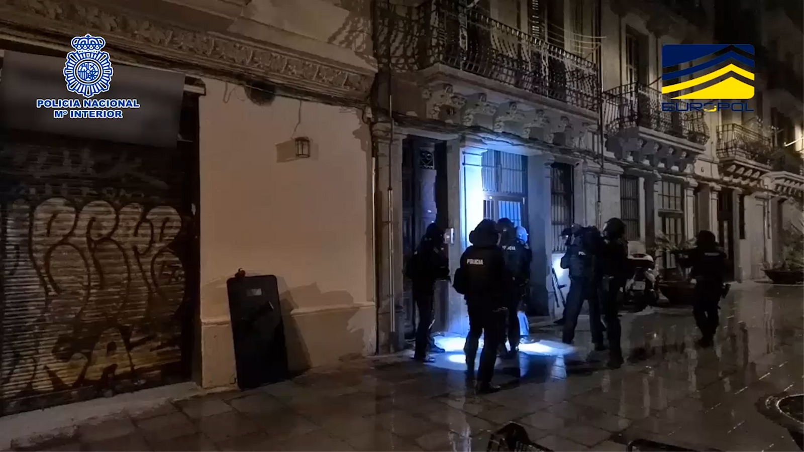 A presó els tres presumptes jihadistes detinguts a Barcelona