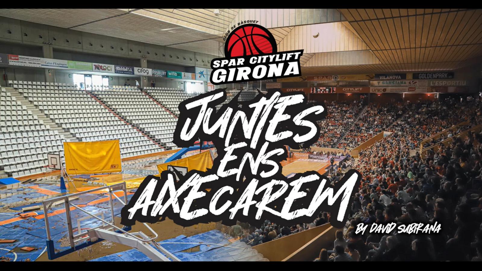 Campanya de l'Spar Citylift Girona