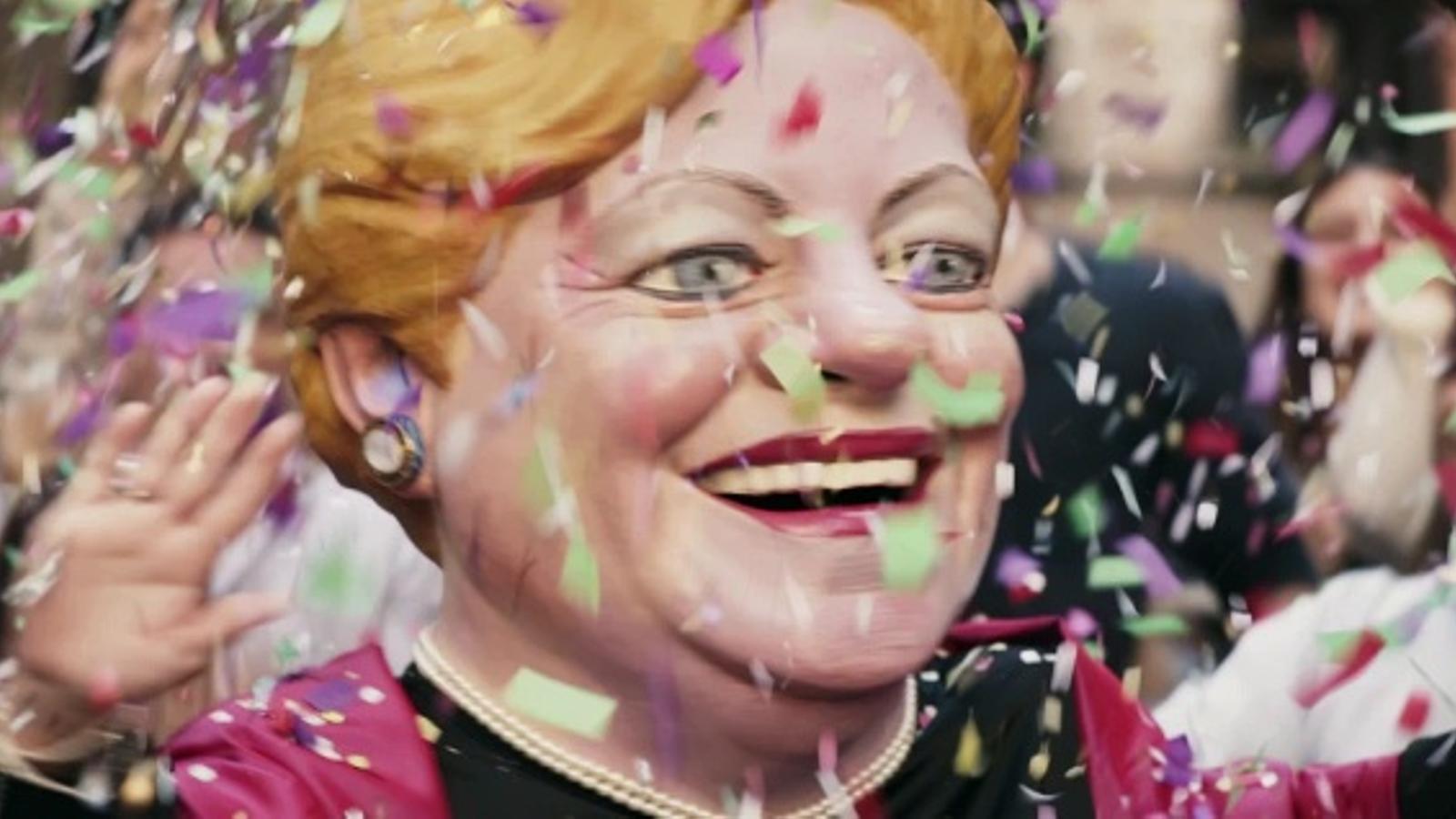 L'anunci de la grossa de Cap d'Any, la persona més desitjada del país