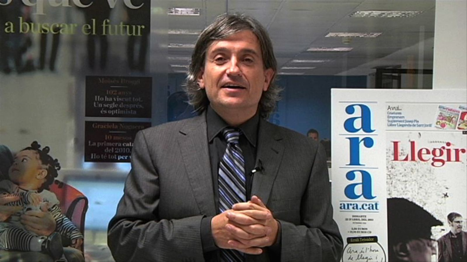 Carles Capdevila: Ara fem un any, i quin any