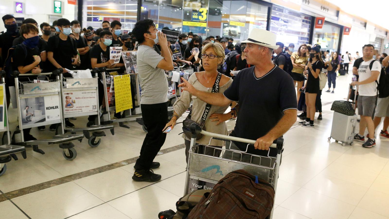Tot el que necessites saber sobre la cancel·lació de vols a Hong Kong