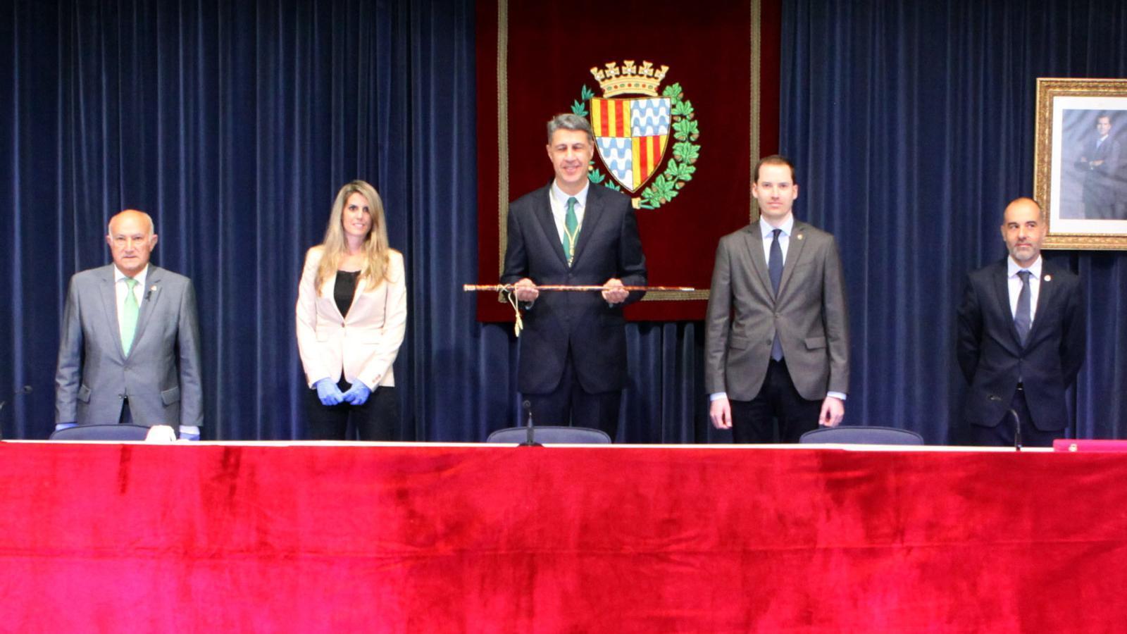 García Albiol és el nou alcalde de Badalona i els exàmens de selectivitat també es faran en instituts: les claus del vespre, amb Antoni Bassas (12/05/2020)