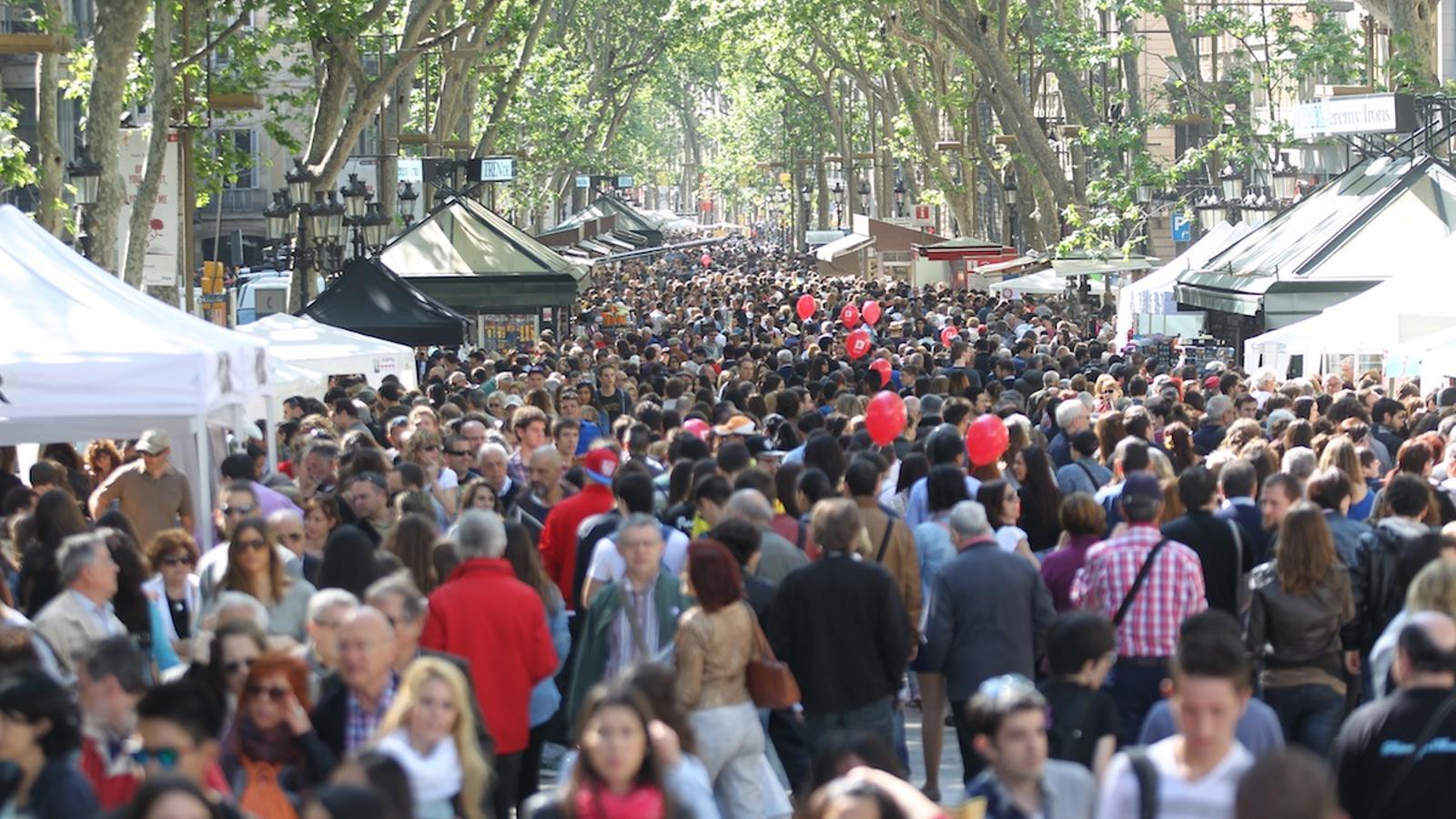 23 de juliol, la data proposada per al Sant Jordi alternatiu
