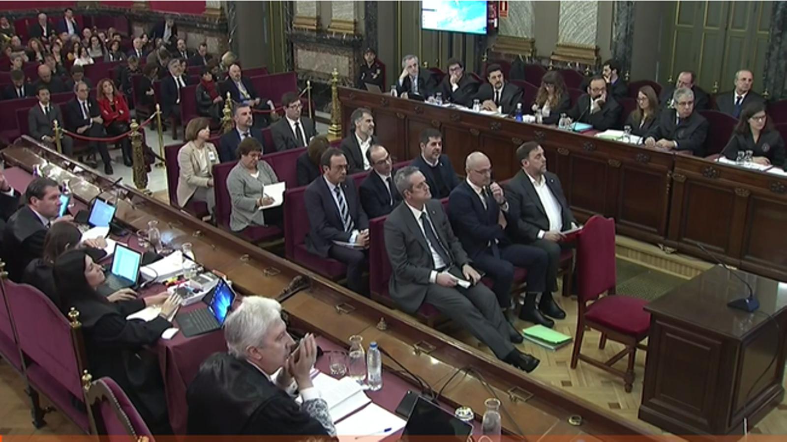 El govern espanyol rebutja que ERC i JxCat facin campanya a Soto del Real i Alcalá-Meco
