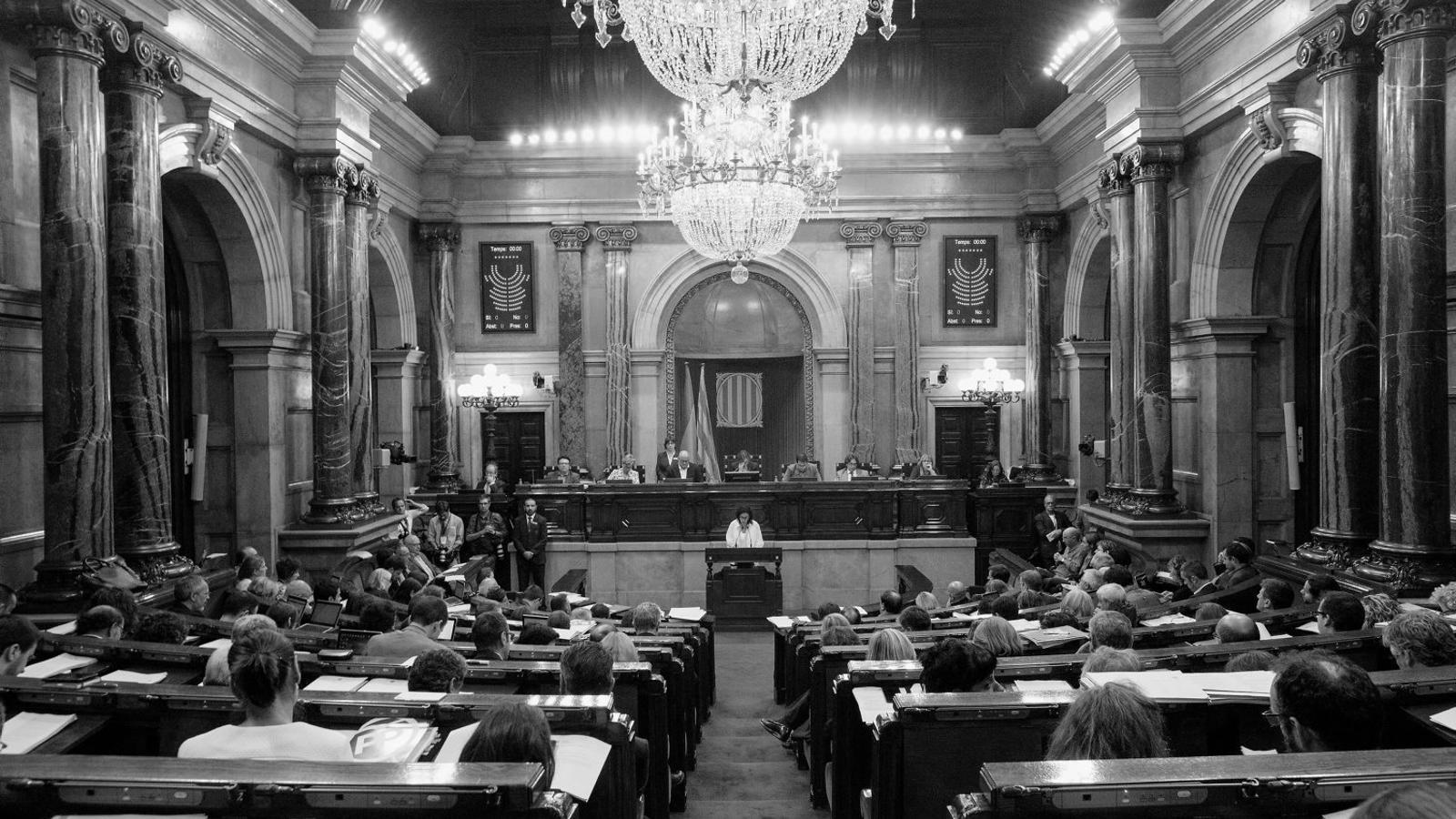 Un Parlament  amb totes les veus