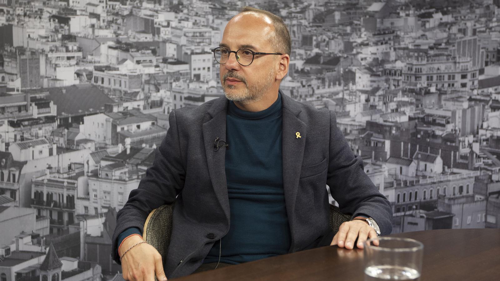 """Campuzano: """"Hi ha un segrest emocional al PDECat que fa molt difícil la discussió"""""""
