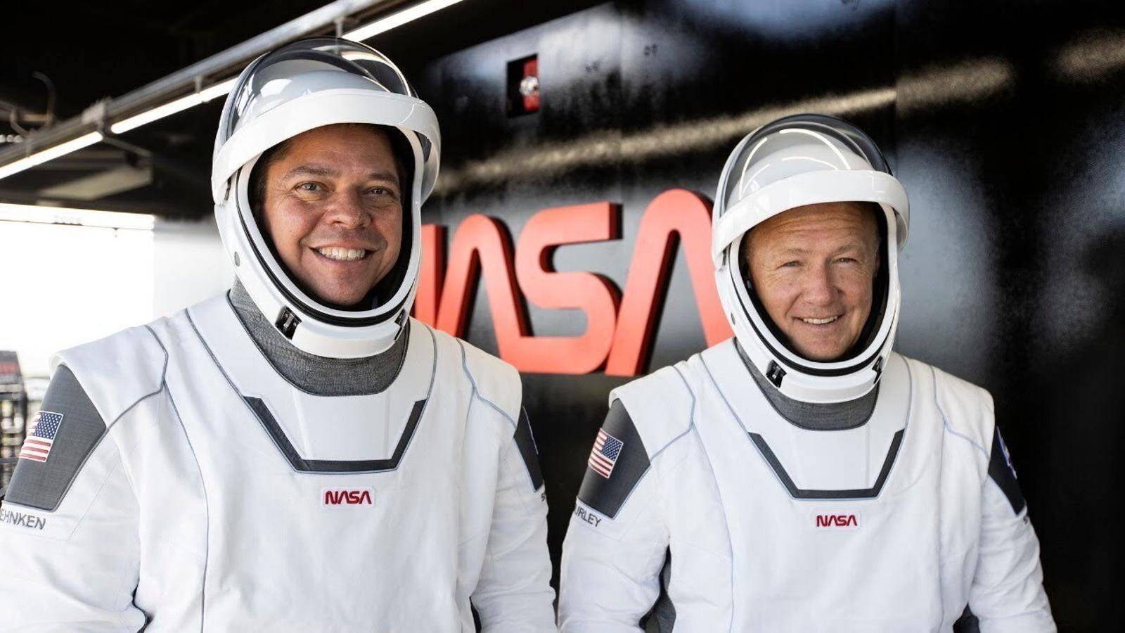 El retorn a casa del primer vol operat per la NASA i la companyia privada SpaceX