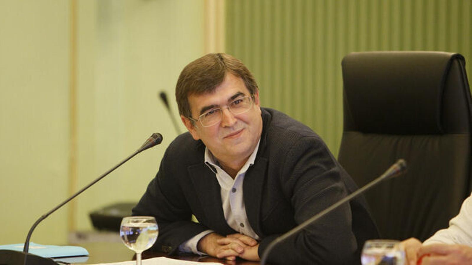 L'expresident del Govern Francesc Antich en una imatge d'arxiu.