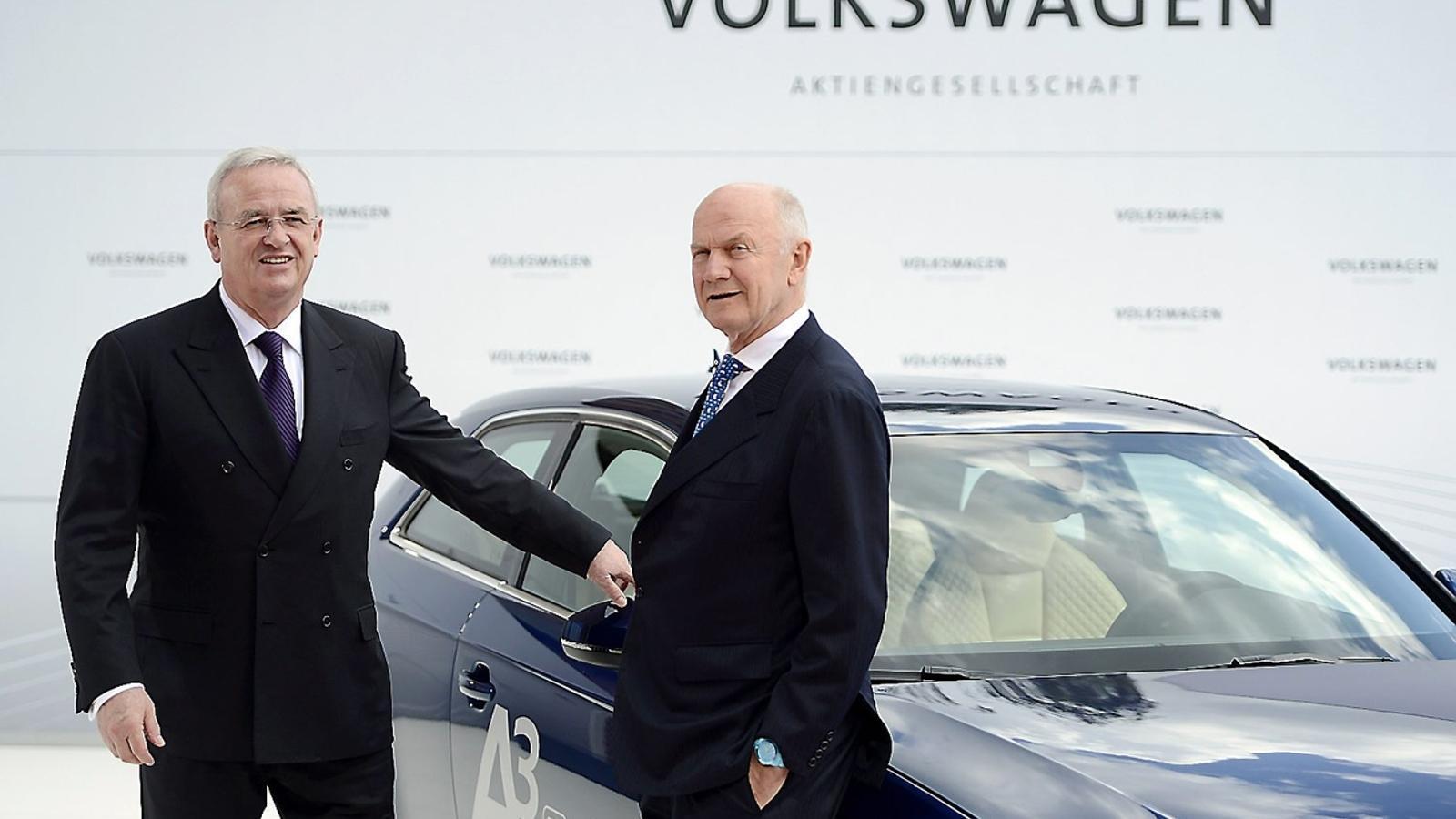 Volkswagen intenta frenar la guerra oberta a la cúpula