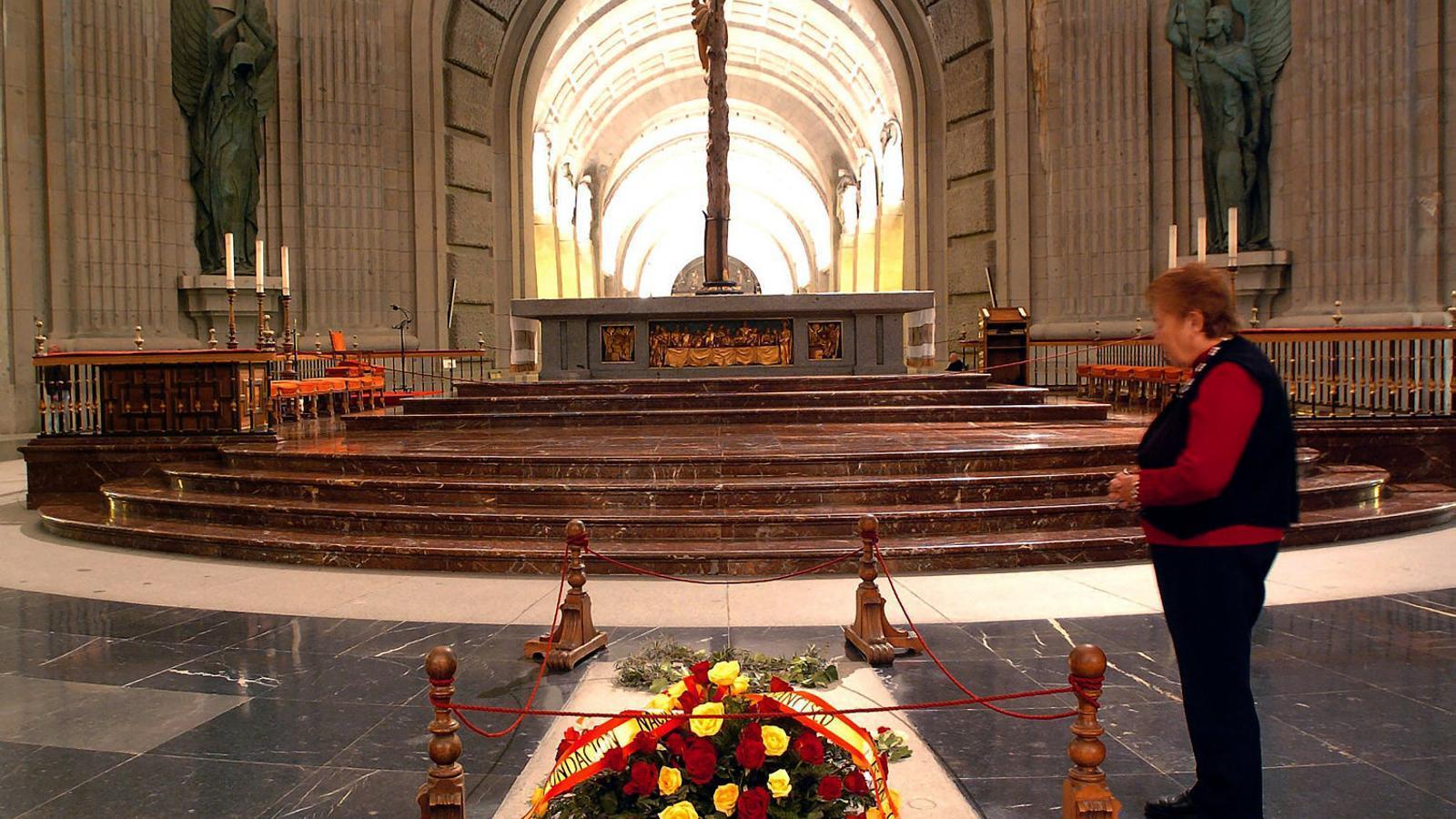 ¿Res pot evitar l'enterrament de Franco al cor de Madrid?