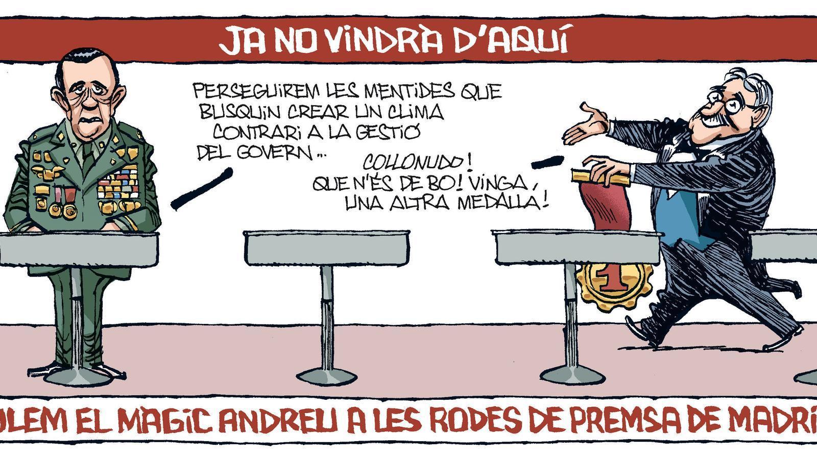 'A la contra', per Manel Fontdevila 20/04/2020