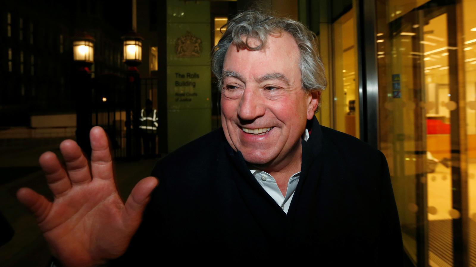 Mor Terry Jones, fundador dels Monty Python