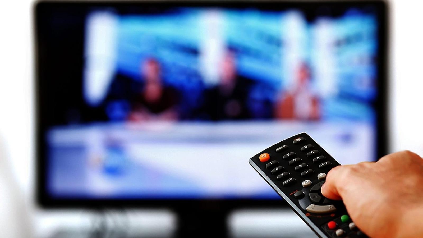 Els andalusos i els catalans, els que més televisió han vist el 2014