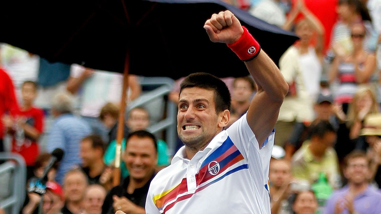 Djokovic no s 39 atura i jugar la final de cincinatti davant for Toni fish realty