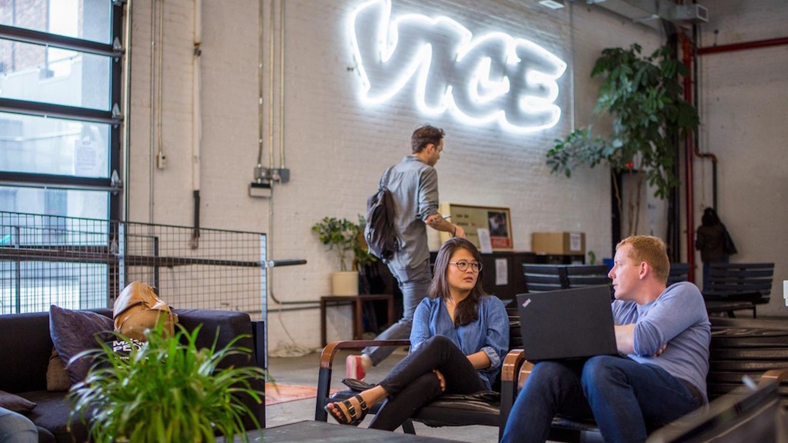 Vice, la companyia de mitjans per a joves que opera en més de 30 països