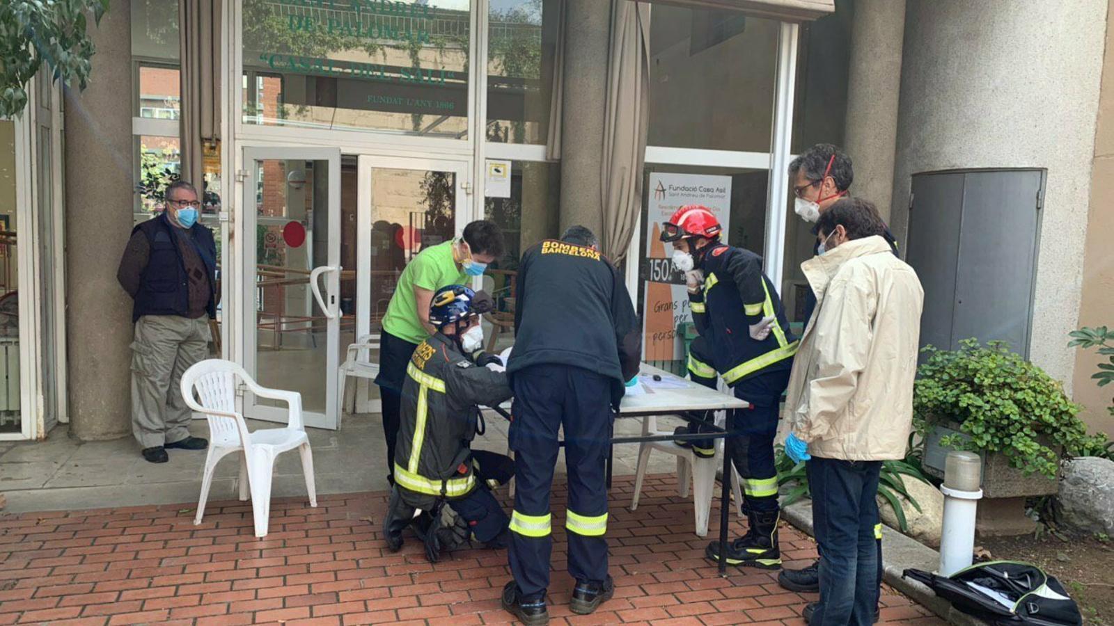 La Generalitat informa sobre la situació de les residències de gent gran arran de la pandèmia del coronavirus