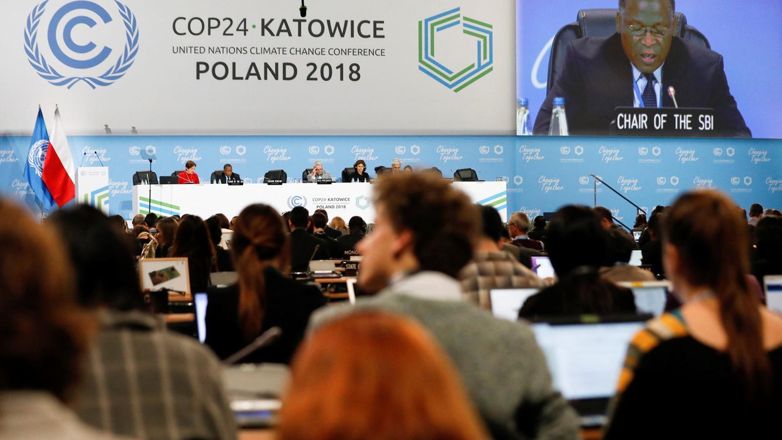 El 'momentum' de París xoca amb el carbó de Polònia